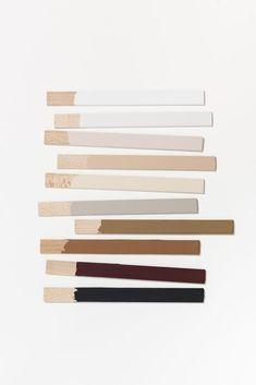 a space to think | color palette | brand inspiration Honey Colour, Color Pick, Neutral Colors, Colour Pallete, Color Schemes, Modern Color Palette, Colour Combinations, Brand Inspiration, Color Inspiration