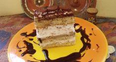 Tiramisu sütemény Tiramisu, Cheesecake, Ethnic Recipes, Food, Cheesecakes, Essen, Meals, Tiramisu Cake, Yemek