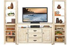 TV Home Entertainment & Media Center Furniture