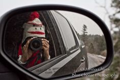 Blue Cheeze Photography: A Trip to Ruidoso! #ruidoso #newmexico #snow #selfportrait #sockmonkey #photography