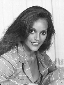 Jayne Kennedy 1980. Crowned Miss Ohio USA in 1970 (she was the first African American woman to win the title).