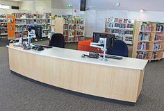 Library Circulation Desks