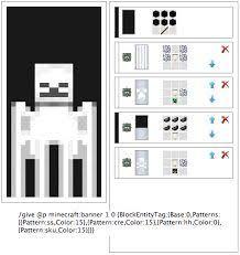 Image result for minecraft banner maken met een boog