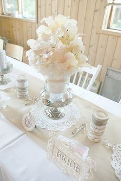 Paper Girl Crafts...beautiful wedding ideas (too many to pin!) @Cortni Bazzle Bazzle Ramsdell