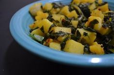 Sauteed potato & greens  Recipe on Food52 recipe on Food52