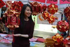 Chinese New Year Flower Fair opens in San Francisco (5) - People's Daily Online