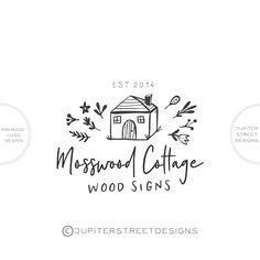 Magazine Pictures, Farm Logo, House Plans One Story, Blog Logo, House Sketch, Wedding Company, Best Logo Design, Home Logo, Photography Logos