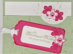 Scalloped Tag Topper Punch