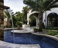 houston tx swimming pools, patio pools, pool designs, and bedrock pools design and installation.