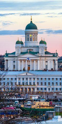Cruises to Helsinki, Finland Norway Sweden Finland, Lapland Finland, Helsinki, Places Around The World, Around The Worlds, Copenhagen Travel, Finland Travel, Fjord, Royal Caribbean Cruise