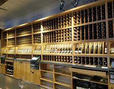Napa-style tasting room at Cooper's Hawk Winery & Restaurant in Ashburn. See why we love it: http://vawines360.com/portfolio-item/coopers-hawk-winery-restaurant-ashburn-va/