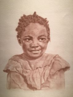One of the Beloved: Legacy of Slavery by SC artist, Mary Burkett.