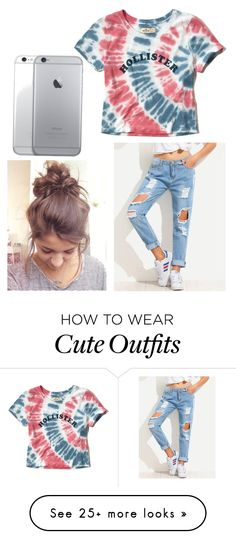 """Wish I had this outfit"" by sarahstacey on Polyvore featuring Hollister Co."