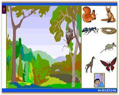 Exercice en ligne pour apprendre à lire le son i : identifier les mots contenant le son i Exploration, Lus, Literacy, Ipad, Educational Games Online, Learn To Read, Spelling, Letters