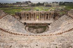 Pamukkale, the Ancient City of Hierapolis