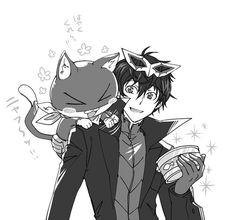 Akira Kurusu, Persona 5, Joker