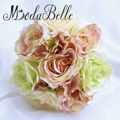 >> Click to Buy << modabelle Bridal Bouquets Ramos De Novia Bridesmaid Boquets Buque Da Dama De Honra Buque De Noiva 2017 #Affiliate