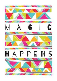 Leinwandbild 90 x 130 cm: Magic Happens von Susan Claire / MGL Licensing - fertiges Wandbild, Bild auf Keilrahmen, Fertigbild auf echter Leinwand, Leinwanddruck