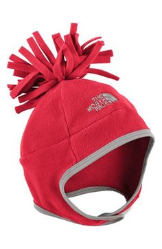 ad3ff68038b The North Face  Noggin  Polartec® Fleece Hat (Baby Girls)