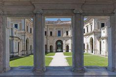 Italian Villas: Villa Giulia, Roma, Italy