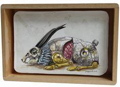 PIXELPANCHO  - Rabbit  http://shop.prettyportal.de/products/pixelpancho-rabbit