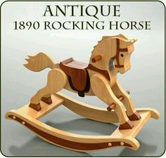 I remember.  How about you.  Did you have a rocking horse? G.c.FIEND/Coffee Junkie.