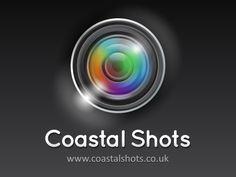 camera lens | Dribbble - Coastal Shots Camera Lens Logo by Phil Matthews