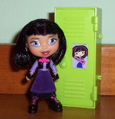 The token goth girl in Hasbro's Secret Central