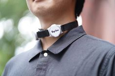Japanese engineer Takeuchi Masaki has developed a wearable voice box called Syrinx, which can be strapped on like a neck brace so that people who have lost their larynx to cancer are able to produce speech. Signal Processing, Wearable Technology, The Voice, Engineer, Cancer, Lost, Japanese, Touch