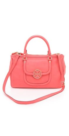 Amanda Double Zip Satchel