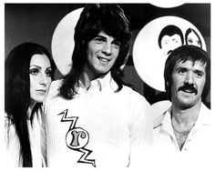 The Sonny & Cher Comedy Hour (October 27, 1972, CBS) with special guest Rick Springfield