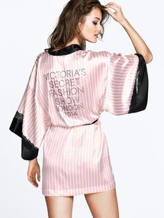 Get a piece of this year's Fashion Show in our iconic stripes & graphics. | Victoria's Secret Fashion Show Wrap