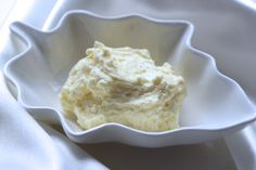 Washed Clarified Butter Moisturizing Cream