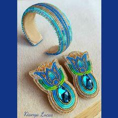 Royalbeier Beaded Earrings Oversized Handmade Seed Beaded Drop Earrings Long Beaded Navajo Indian Dangle Earrings for Women Ladies – Fine Jewelry & Collectibles Beaded Earrings Native, Beaded Earrings Patterns, Native Beadwork, Native American Beadwork, Bead Earrings, Earrings Handmade, Bead Embroidery Jewelry, Beaded Embroidery, Beaded Jewelry