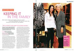 #Nicci#magazine  article