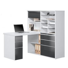 Good Maja Mini Home Office Multi Workstation