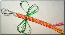 Great lanyard ideas and instructions for keychains etc.
