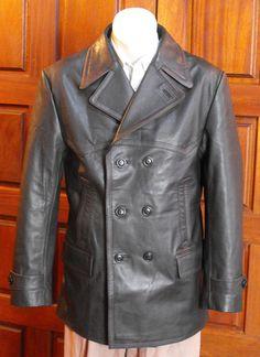 fc4a98c0dc445 Magnoli Clothiers excellent replica of a WWII German U-boat commander