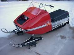 Image result for rupp snowmobile pictures