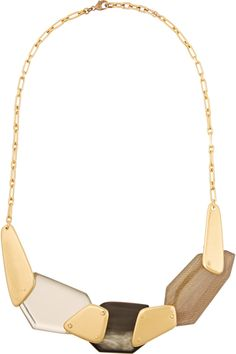 MAIYET Gold-tone necklace