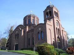 serbian orthodox church fair oaks - Google Search