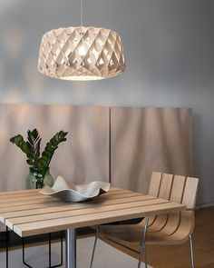 Back in Helsinki! ✨✨ Here's a Pilke 60 pendant in natural birch color from our office / showroom. Nordic Lights, Lamp Shade, Ceiling Lights, Room Inspiration, Lights, Birch, Dining Room Inspiration, Inspiration, Showroom