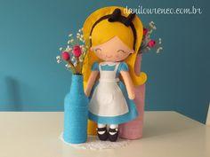 A Alice aqui, no meu país das maravilhas!