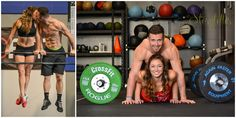 Crossfit, engagement, push up, pull bars, athlete, athletics, fitness, gym