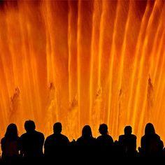 The Magic Fountain, in Barcelona. #Barcelona #montjuic #fontmagica #catalunya #catalunyaexperience #catalonia #spain #espana #travel #wu_europe #spectacular #travelingram #travelgram #traveltheworld #travelphotography #travellife #sillhouette #silhouette #silhouettes #visitspain #bcn #discover #natgeotravel #natgeo #natgeopic #amazing