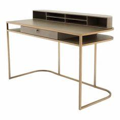 Brass Desk | Eichholtz Highland For Sale Luxury Home Furniture, Furniture Ads, Rustic Furniture, Modern Furniture, Furniture Design, Antique Furniture, Outdoor Furniture, Furniture Layout, Furniture Makeover