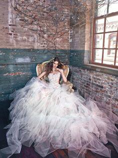 Galia Lahav Wedding Dress Collection | Les Reves Bohenians | Bridal Musings Wedding Blog