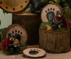 Northwood bear coaster holders Set of 2 Mighty Gadget http://www.amazon.com/dp/B00I3CAG42/ref=cm_sw_r_pi_dp_8h4cub0KFZ0N4