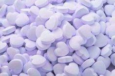 Imagem de blue, heart, and purple