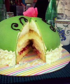 Swedish Princess Cake:)